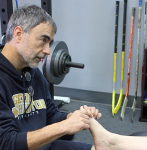 David Cotner Athletic Trainer and Bike Fitter in Ann Arbor